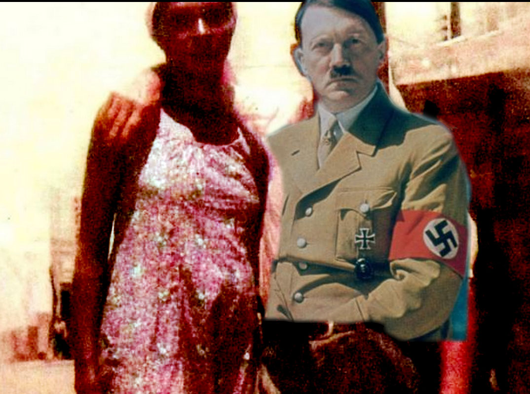 Hitler escapó a Brasil donde se casó con una mujer negra